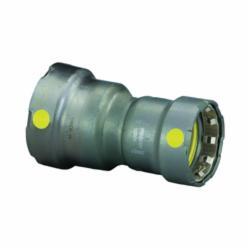 MegaPress®G 25931 Reducer, 3/4 x 1/2 in Nominal, Press End Style, Carbon Steel, Import