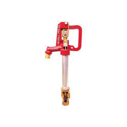 Merrill™ C-1000 CNL7502 Frost-Proof Yard Hydrant, 3/4 in, NPT x Hose Threaded, 2 ft Bury, 56-1/2 in OAL, Lever Handle Shut-Off, Domestic