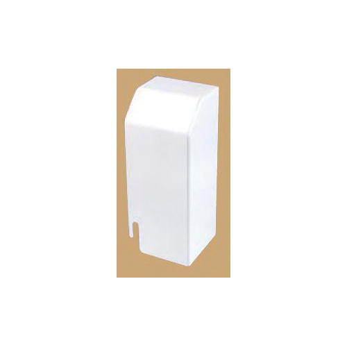 Heatrim American RA-ECL-03 Left Hand End Cap, For Use With Model RB Heatrim American Hydronic Perimeter Baseboard