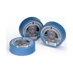 Cleanfit Blue Monster® 70886 Non-Toxic Thread Seal Tape, 3/4 in W x 1429 in L, 0.0035 in THK, 0.8 g/cu-cm, PTFE