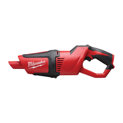 Milwaukee® 0850-20 M12™ Compact Cordless Vacuum, 0.63 qt, 12 V, Lithium-Ion Battery