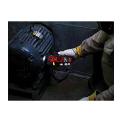 Milwaukee® 2206-20 Heavy Duty Digital Fork Meter, 1000 VAC/VDC, 40 MOhm, 50/60 Hz, 5/8 in Jaw, White on Black LCD Display