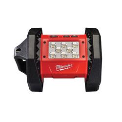Milwaukee® 2361-20 M18™ Flood Light, LED, 18 VDC, Internal Rechargeable Battery