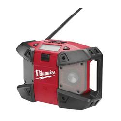 Milwaukee® 2590-20 M12™ Cordless Radio, 12 V, Lithium-Ion Battery, Bare Tool