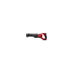 Milwaukee® 2621-20 M18™ SAWZALL® Cordless Reciprocating Saw, 1-1/8 in L Stroke, 3000 spm, In-Line Cutting, 18 VDC, 18 in OAL, Bare Tool