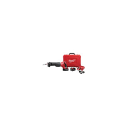 Milwaukee® 2621-22 M18™ SAWZALL® Cordless Reciprocating Saw Kit, 1-1/8 in L Stroke, 3000 spm, In-Line Cutting, 18 VDC, 19 in OAL
