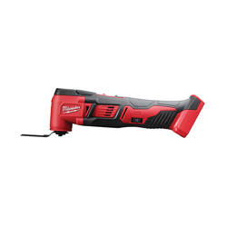Milwaukee® 2626-20 M18™ Cordless Oscillating Multi-Tool, 18 VDC, 1.5, 2, 3, 4 Ah Lithium-Ion Battery, 11000 to 18000 opm