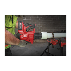 Milwaukee® 2633-22 M18™ FORCELOGIC™ Cordless Expansion Tool Kit, 2, 2-1/2, 3 in Tubing, 18 V, Lithium-Ion Battery