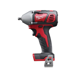 Milwaukee® 2658-20 M18™ Compact Cordless Impact Wrench, 3/8 in Square Drive, 3350 bpm, 167 ft-lb Torque, 18 VDC