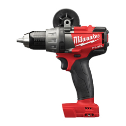 Milwaukee® 2703-20 M18 FUEL™ Cordless Drill Driver, 1/2 in Keyless/Metal Single Sleeve Ratcheting Lock Chuck, 1200 in-lb Torque, 18 VDC, Lithium-Ion Battery