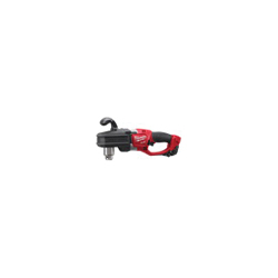 Milwaukee® 2707-20 M18 FUEL™ HOLE HAWG® Cordless Right Angle Drill, 1/2 in Metal Chuck, 18 VDC, 650 ft-lb, 0 to 1200 rpm No-Load, 17 in OAL, Lithium-Ion Battery, Bare Tool