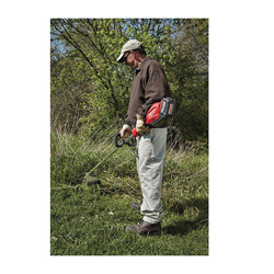 Milwaukee® M18 FUEL™ 2725-21HD Fuel String Trimmer Kit, 14 to 16 in Cutting, 0.08/0.095 in Dia Line