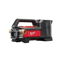 Milwaukee® M18™ Transfer Pump, 7.5 gpm at 1 ft of Head, 3/4 in x 3/4 in, 0.25 hp, Reinforced Plastic/Nitrile Rubber