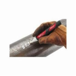 Milwaukee® 48-22-3711 INKZALL™ Liquid Paint Marker, Acrylic Nib/Plastic, Red/White