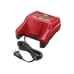 Milwaukee® 48-59-2819 Charger, For Use With Milwaukee V28 and M28™ Batteries, Lithium-Ion Battery, 1 hr Charging Time, 1 Batteries, Bare Tool