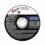Milwaukee® 49-94-4500 Type 1 Cutting Wheel, 4-1/2 in Dia x 0.045 in THK, 7/8 in, A60T Grit, Aluminum Oxide Abrasive