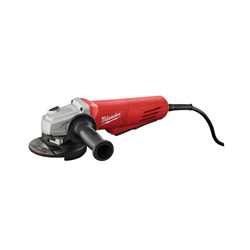 Milwaukee® 6146-31 Small Angle Grinder Paddle, 4-1/2 in Dia Wheel, 5/8-11 Arbor/Shank, 120 VAC, Paddle Switch, Bare Tool