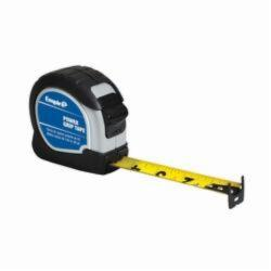 EMPIRE® 7525 Power Grip Measuring Tape, 25 ft L x 1 in W Blade, Steel with Nylon Coated, Imperial