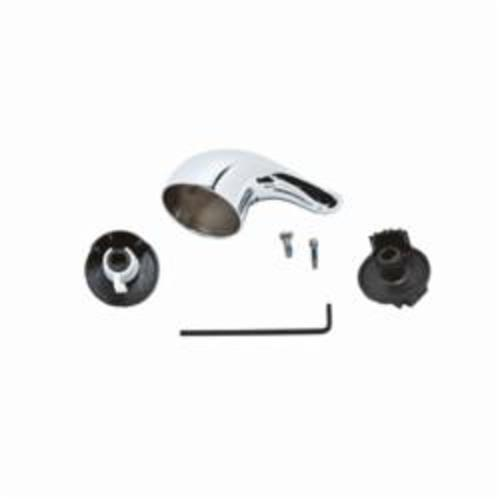 Moen® 100657 Lever Handle Kit, For Use With Chateau® L2353/TL103/TL183 1-Handle Tub/Shower Valve, Chrome Plated, Import