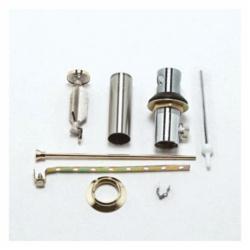 Moen® 10790 Lift Rod Lavatory Drain Assembly, 1-1/4 in, Metal, Domestic