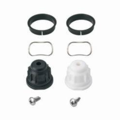 Moen® 97556 Handle Adapter Kit, For Use With Monticello® 5997 T 2-Handle Lavatory Faucet, Plastic, Domestic, Domestic