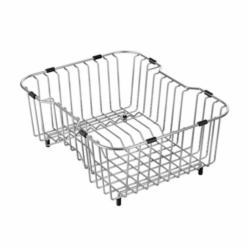 Moen® GA821 Rinse Basket, 12.4 in L x 15.39 in W x 6.61 in H, Stainless, Import