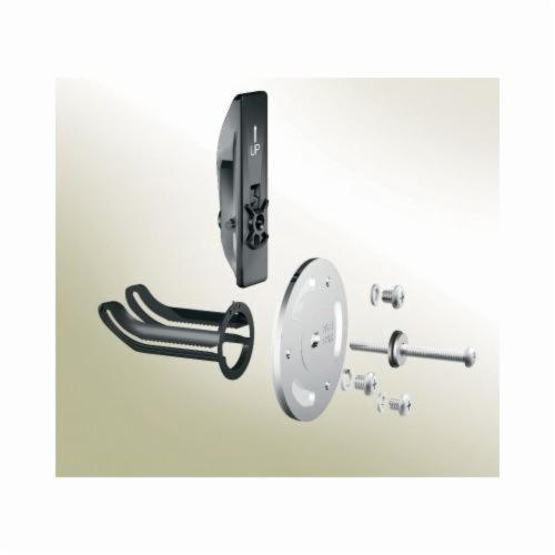 Moen® SMA1000CH Secure Mount Wall Anchor, Stainless Steel, Chrome Plated, Import