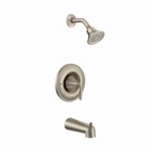 Moen® T2133EP Eva® Tub/Shower With Adjustable Temperature Limit Stop