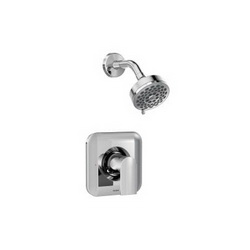 Moen® T2472EP Genta™ Posi-Temp® Shower Trim Only, 2 gpm Shower, Chrome Plated