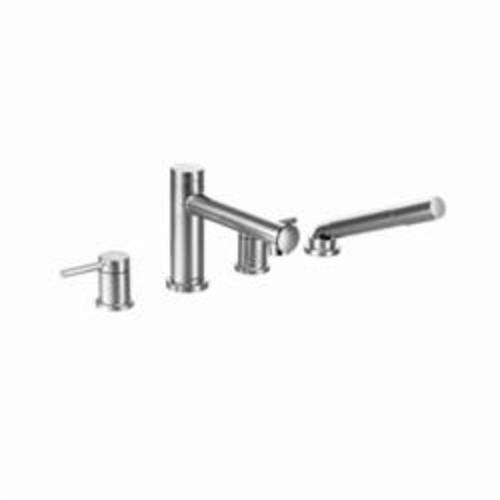 Consolidated Supply Co. | Moen® T394 Align™ Widespread Roman Tub ...