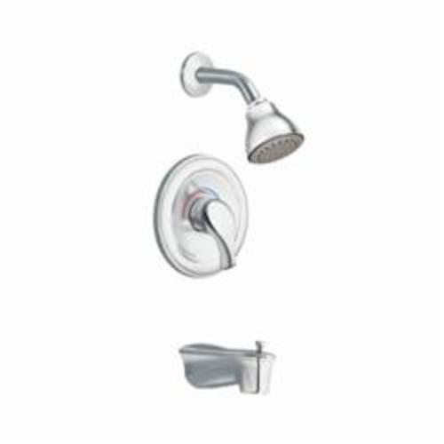 Moen® TL172 Tub/Shower Trim Kit, 2.5 gpm Shower, Chrome Plated