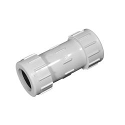 flo® Control CPC-2000 Compression Coupling, 2 in, PVC
