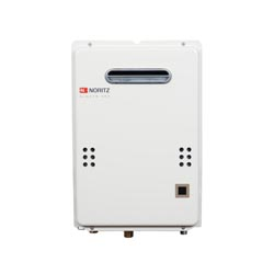 Noritz® NR501-OD-LP Mid Efficiency Tankless Water Heater, Liquid Propane Fuel, 15000 to 120000 Btu/hr Heating, Indoor/Outdoor: Outdoor, 0.5 to 5 gpm, 0.81, Commercial/Residential/Dual: Residential, Ultra Low NOx: No