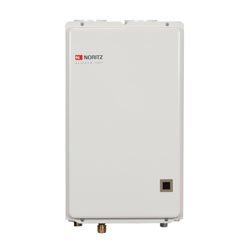 Noritz® NRC661-DV-NG High Efficiency Tankless Water Heater, Natural Gas Fuel, Indoor/Outdoor: Indoor, Condensing/Non Condensing: Condensing, 0.5 to 6.6 gpm, 3 in Direct Vent, 0.89, Commercial/Residential/Dual: Residential, Ultra Low NOx: No