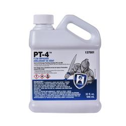Hercules® Cloroben® PT-4™ 137501 Flow Improver, 3 gal, Translucent Liquid, Off-White, Citrus