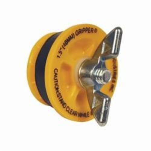 Oatey® Gripper® 270210 Mechanical Pipe Plug, 1-1/2 in Pipe, 17 psi, ABS