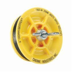 Oatey® Gripper® 270245 Mechanical Pipe Plug, 4 in Pipe, 17 psi, ABS