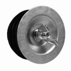 Cherne® Econ-O-Grip® 271535 Mechanical Pipe Plug, 3 in Pipe, 2 psi, Galvanized Steel