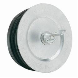 Cherne® Econ-O-Grip® 271543 Mechanical Pipe Plug, 4 in Pipe, 2 psi, Galvanized Steel