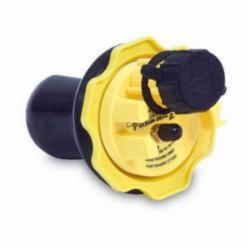 Cherne® Clean-Seal® 271828 Pneumatic Pipe Plug, 2 in Pipe, 13 psi, Natural Rubber