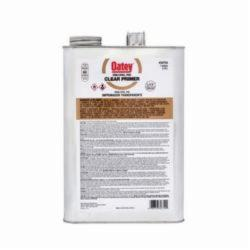 Oatey® 30754 Primer, 1 gal, For Use With PVC and CPVC Pipe and Fitting, Clear
