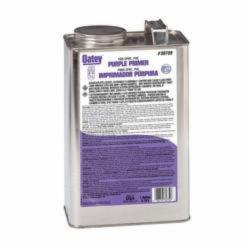 Oatey® 30759 Primer, 1 gal Can, For Use With PVC and CPVC Pipe and Fitting, Purple