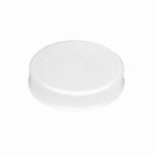 Oatey® End-Cap™ 33470 Test Cap, 2 in Dia, 15 psi, PVC, White