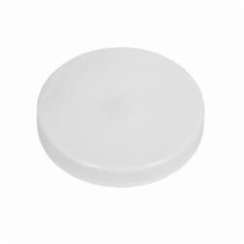 Oatey® End-Cap™ 33472 Test Cap, 3 in Dia, 15 psi, PVC, White