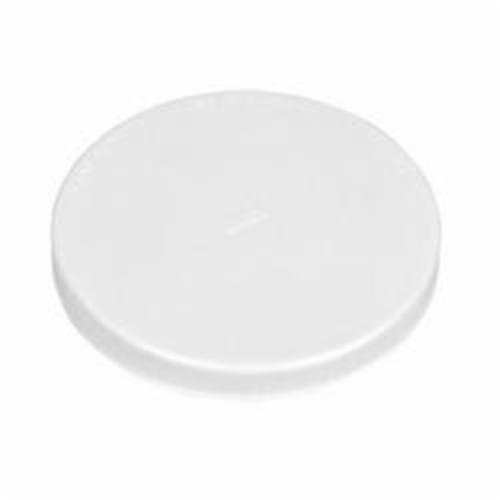 Oatey® End-Cap™ 33474 Test Cap, 4 in Dia, 15 psi, PVC, White
