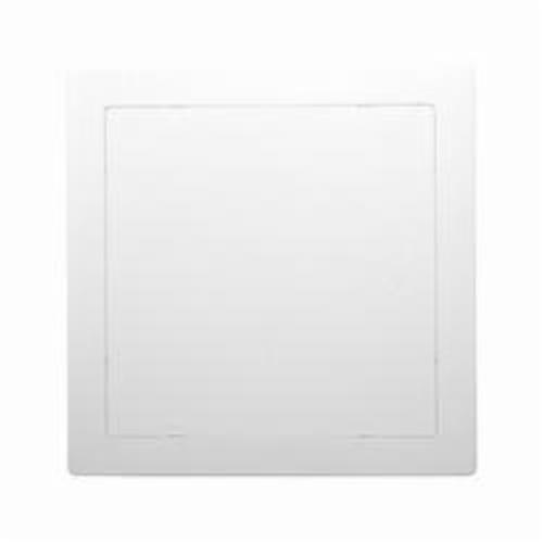 Oatey® Access Able® 34056 Access Panel, 14 in L x 14 in W, High Impact Polystyrene, White