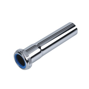 Dearborn® Brass 790-20-1 Extension Tube, 1-1/4 in OD x 6 in L, Slip Joint, Brass