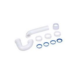 Dearborn® P9703WBG Tubular P-Trap, 1-1/2 in, PVC