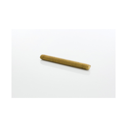 "PASCO 108 1/4""X2-1/2"" BRS THREADED CLOSET STUD"
