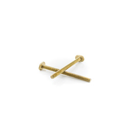 "PASCO 111 1/4""X3-1/2"" BRASS CLOSET BOLT C02-822"